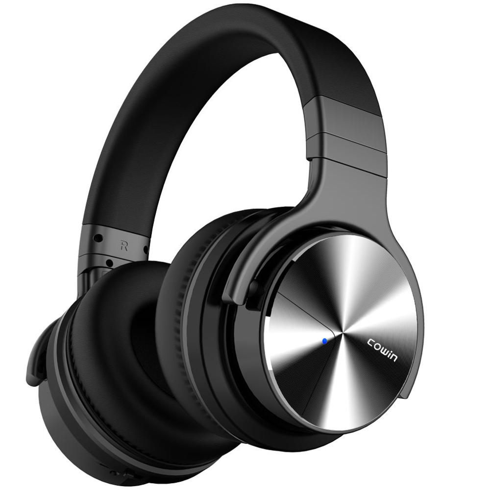 cowin E7 PRO[Upgraded] Active Noise Cancelling Headphones Bluetooth Headphones with Mic Deep Bass Wireless Headphones Over Ear|Headphone/Headset|   - AliExpress