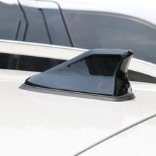 Универсальная автомобильная антенна мачта хлыст стерео радио FM/AM сигнал антенна Водонепроницаемая Акула плавник антенна Авто Автомобиль сильный сигнал радио антенны
