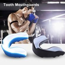 Камедь щит мундгард бокс спорт Капа guard EVA безопасность окружающей среды тхэквондо Зубы Дети пинают зубы ясно