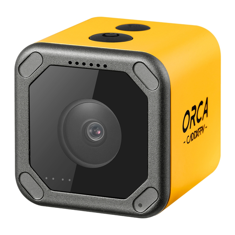 Caddx.us Orca 4K HD Recording Mini FPV Camera FOV 160 ° WiFi Anti-Shake DVR Action Sport Camera For FPV Racing Drone