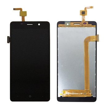 5.0'' For Bravis A504 LCD Display and Touch Screen Tested Digitizer Assembly Repair Parts Replacement Phone Accessories image