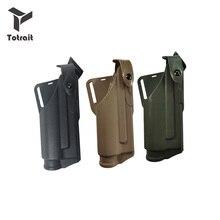 Holster  Glock 17 19 22 23 31 32 Pistola Airsoft  Belt  Bearing Flashlight Tactical Gun Holster overall eccentric bearing 35uz8617 25