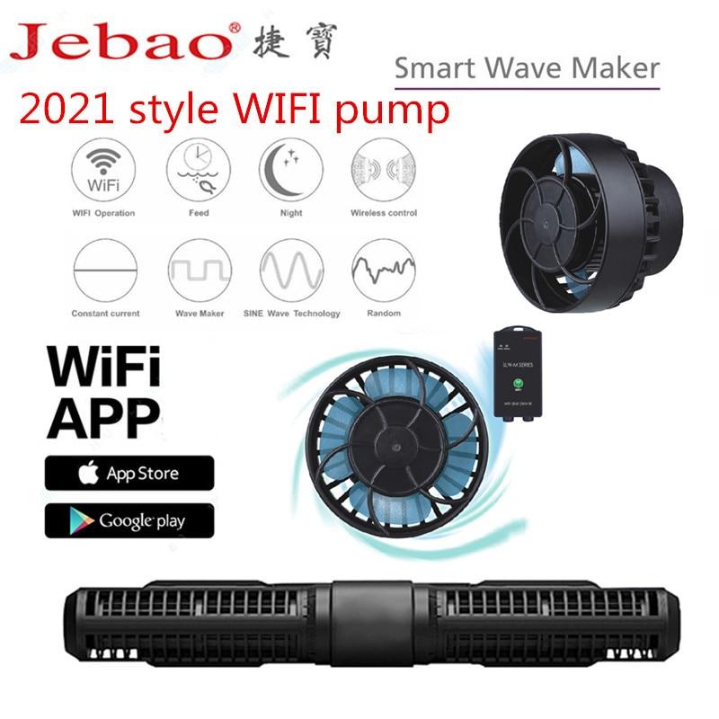 2021 nuovo Jebao Marine acquario senza fili Wave Maker SW 2 SW 4 SW 8 SW 15 RW4 RW8 RW15 RW20|Water Pumps| - AliExpress