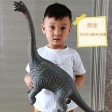 Dinosaure en plastique de 65cm, modèle tyrannosaure Rex Raptor World Park, jouets interactifs de divertissement pour enfants, 2021
