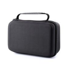 EVA Dustproof GPS Navigator Hard Shockproof Travel Carrying Case Waterproof Accessories Storage Bag Anti Scratch For Garmin Nuvi цена