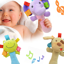 Toys Mobile-Bell-Toy Educational-Toys Plush-Rattle Animal Baby Infant Toddler 0-12-Months