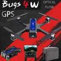 2019 Nuovo B4W GPS Drone Brushless Pieghevole RC Drone 5G Wifi Fpv Con 4K Macchina Fotografica Anti-shake flusso ottico Rc Quadcopter Elicottero