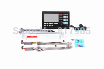 цена на Larger 3 Axis LCD digital readout dro and linear scale / linear encoder milling lathe machinery tools
