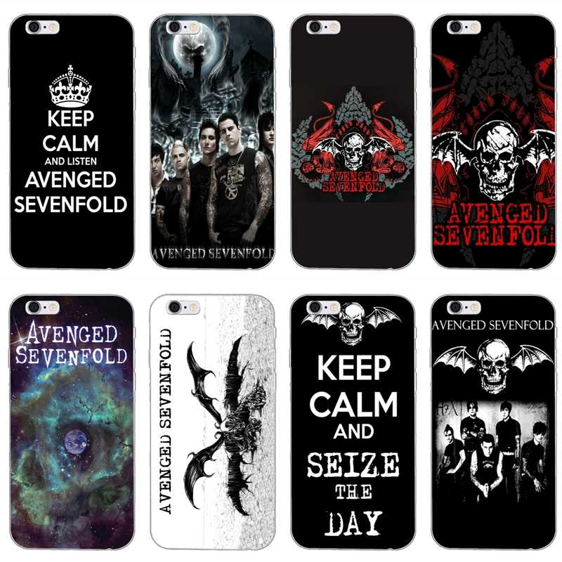 cover iphone 11 avenged sevenfold