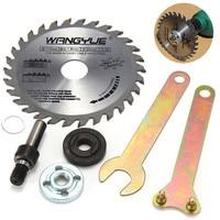 6 teile/satz Elektrische Drill Variable Winkel Grinder Pleuel Bohrer Umwandlung Winkel Schleifen Werkzeug Schneiden Poliert Werkzeug Set-in Elektrowerkzeuge Zubehör aus Werkzeug bei