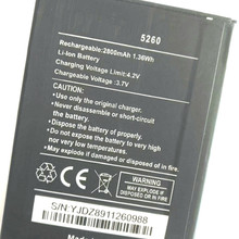 Westrock 2800mAh 5260 battery for WIKO 5260 cell phone