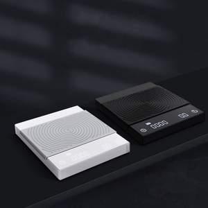 Digital Scale Timer-2kg Kitchen Black Basic Smart Cocina Electronic Pour LED