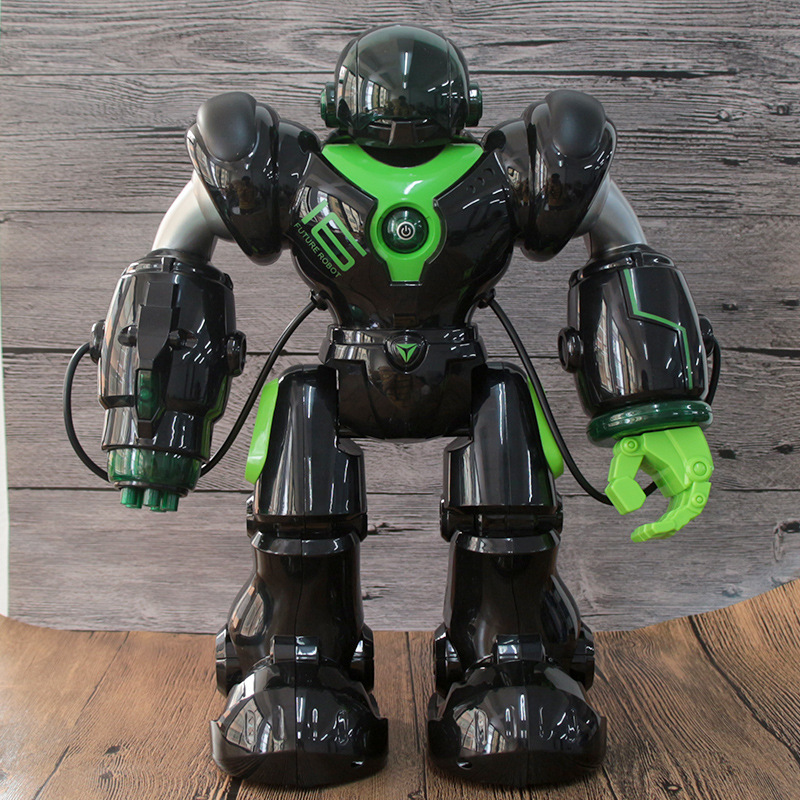 New Weir Intelligent Robot Remote Control Singing Dancing Programming Children Early Childhood Educational Toy Boys And Girls Ki