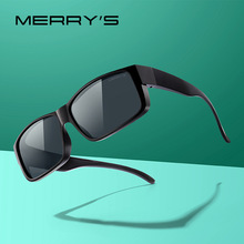 MERRYS DESIGN Fit Over Glasses Sunglasses with Polarized Len