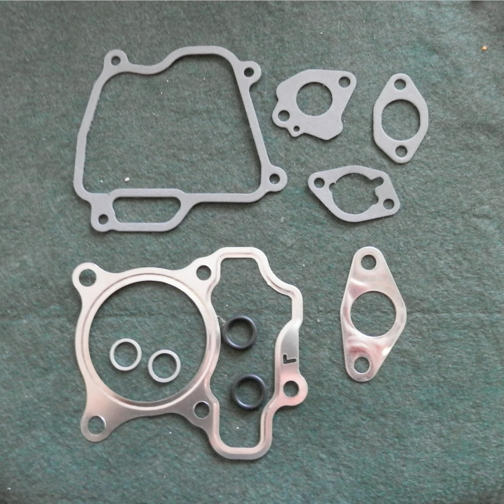 EX17 GASKET SET FOR ROBIN SUBARU EX21 4T CYLINDER COVER CRANCASE EXHAUST MUFFLER  PIPE AIR FILTER CARBURETOR INSULATOR GASKETS