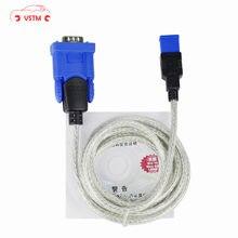 En iyi fiyat Z-TEK USB1.1 To RS232 dönüştürücü konektörü Z-TEK USB Z TEK USB1.1 To Rs232 OBD2 kablo ve konektör