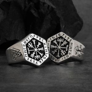 Viking Compass Vegvisir Aegish