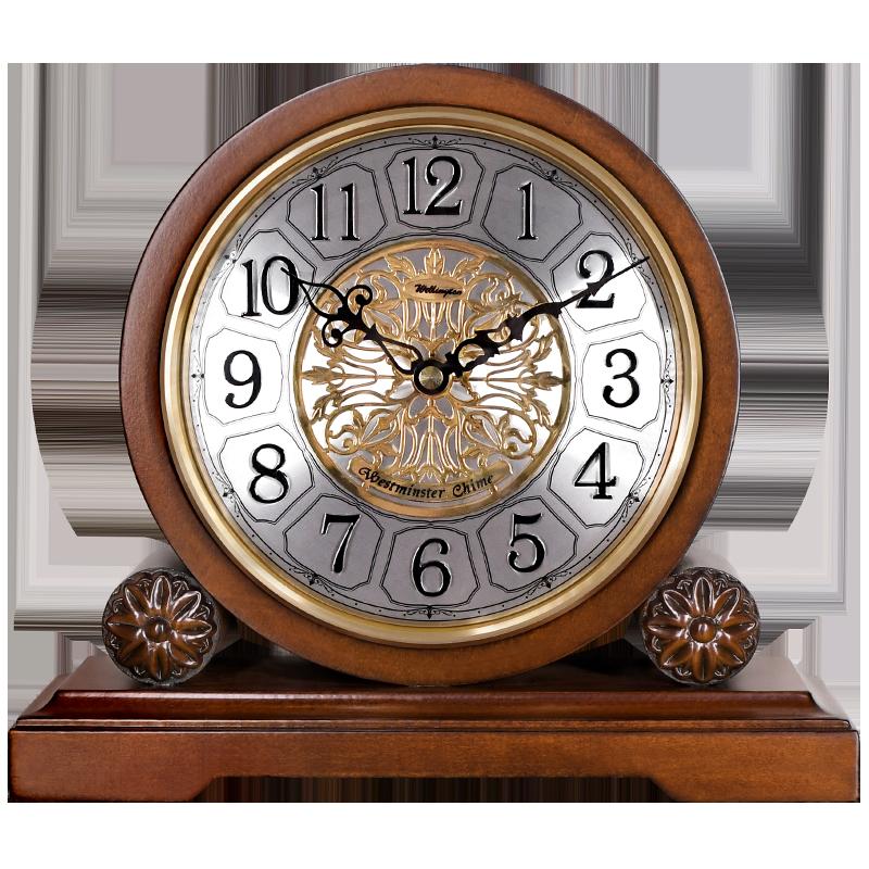 Orologio Da Tavolo Antico In Legno In Stile Vintage In Europa Orologio Digitale Per Orologio Da Tavolo Decorazioni Per La Casa Decorazioni Per La Sveglia Domestica Desk Table Clocks Aliexpress
