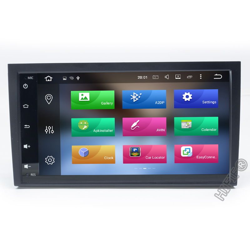 Image 3 - ISP Android 10 4 CORE CAR GPS For Audi A4 B6 B7 S4 B7 B6 RS4 B7 SEAT Exeo dvd player radio IPS screen WIFI BT CAR PlayerCar Multimedia Player   -