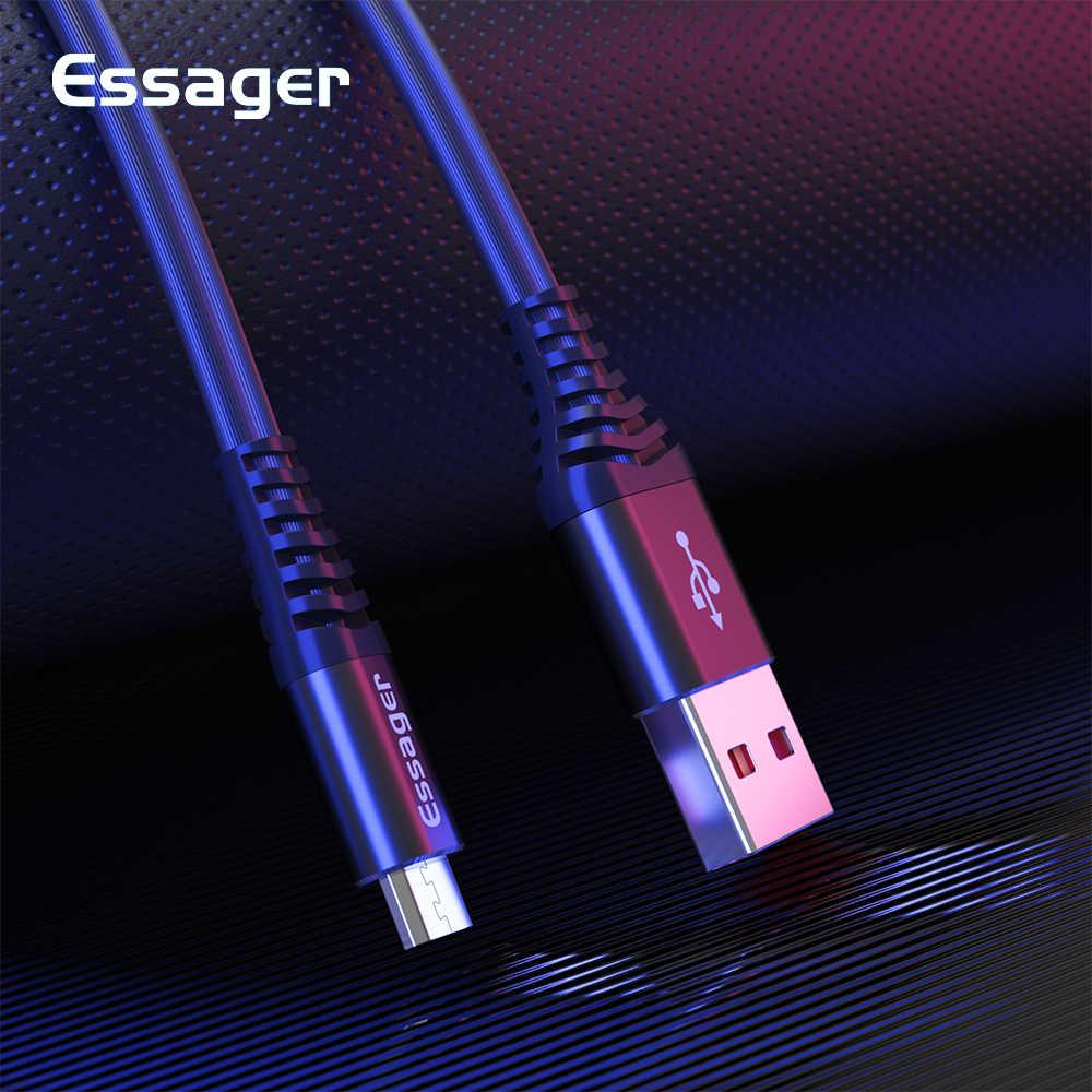 Ugreen Cáp USB Type C dành cho Xiaomi Redmi Note 7 mi9 Cáp USB C cho Samsung S9 Sạc Nhanh Dây USB-C Di Động Điện Thoại Dây Sạc