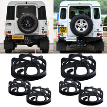 led Rear Reverse Fog Lights Cover for Land Rover Defender 90 110 Body Parts