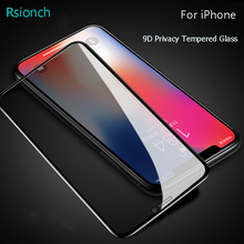Rsionch Anti-Spy Protective Glass For 2019 New iPhone 11 Pro Max 11 Pro 11 XS Max XR Privacy Tempered Glass On iPhone 11 Pro Max 11 Pro 11 8 7 6 6s Plus Screen Protector Flim for iPhone 8 7 6 6s 5 5s антиперспирант lady speed stick дыхание свежести 45 гр