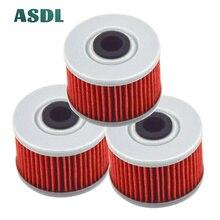 Motocykl filtr oleju silnikowego dla Honda XR250 Baja L R Super XR350 XR400 XR440 XR500 XR600 XR650 XR 250 350 400 440 500 600 650
