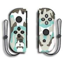 Image 3 - Bluetooth ワイヤレスプロリモートゲームパッドコントローラゲームパッドジョイスティック喜び詐欺 (l/r) nintend スイッチ ns ゲームコンソールとケーブル