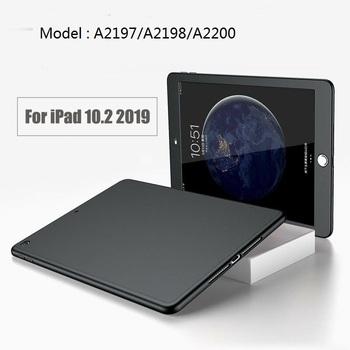 2019 nowy 360 pełna obudowa ochronna z obudowa ze szkła hartowanego dla iPad 10 2 2019 7th Gen A2197 A2198 A2200 odporna na wstrząsy na okładkę tanie i dobre opinie Greliana Osłona skóra Other CN (pochodzenie) case For iPad 10 2 2019 Stałe 10 2inch Dla apple ipad Moda Cover For ipad 7th 10 2