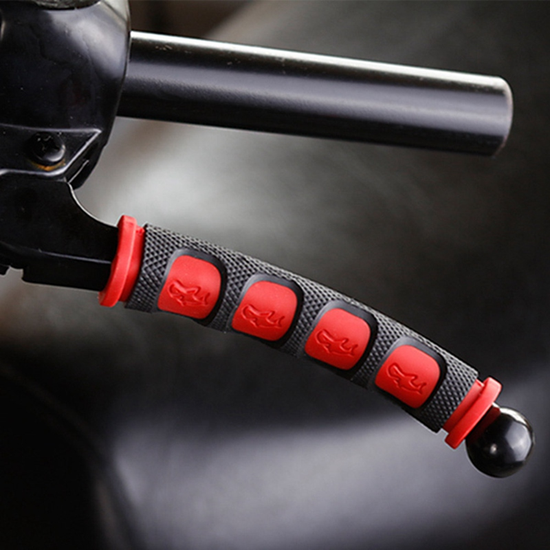 Bicycle Handlebar Grips Handgrip Guard Motorcycle  Brake Clutch Lever Cover
