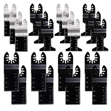 20pcs/set Multi-Function Saw Blade Oscillating Multitool for Power Tools Cutting