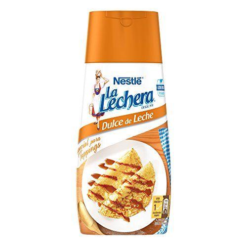 Dulce De Leche La Lechera Con Dosificador 450g