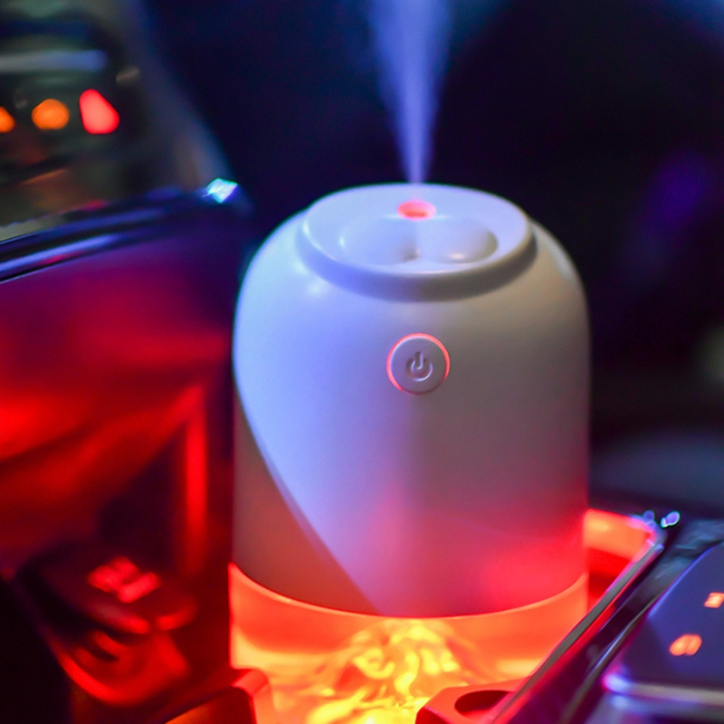 Humidificateur d/'air à ultrasons USB Diffuseur d/'arômes 7 LEDs Portable