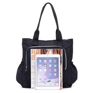 Image 2 - 新到着の女性のハンドバッグショルダーバッグ女性のメッセンジャーバッグ学生学校waterpfoof旅行バッグ