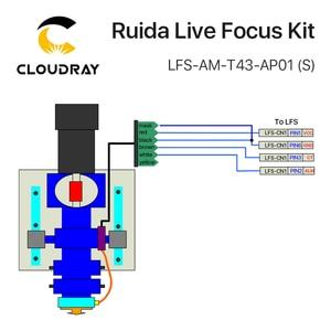 Image 5 - Усилитель и усилитель Cloudray для лазерной машины, усилитель и линия связи Ruida metal cutting live focus