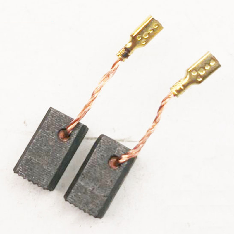 1pair Carbon Brush E74 Replace For Bosch GWS7-100 7-125 720 Angle Grinder 6.5x8x13