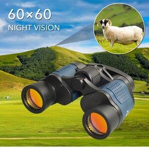 Image 4 - APEXEL Vision nocturne 60X60 jumelles haute clarté télescope Hd 10000M haute puissance pour la chasse en plein air optique Lll binoculaire fixe