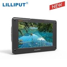 Liliput – moniteur de champ H7 7 pouces, 1800 nits, avec lumière du soleil, visible, haute luminosité, 4K, compatible HDMI, sur caméra, pour vidéo dextérieur