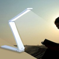 Creative Eye-Protection Led Table Lamp Folding Night Light Leds Touch Sensitive Control Indoor Lighting Desk Lamps Dropship