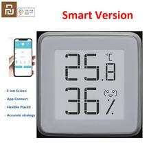 Youpin miaomiaoce Smart Thermometer Temperature Humidity Sensor with Digital E ink Screen work with Xiaomi mi home mijia App
