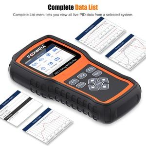 Image 3 - Foxwell NT630 Plus OBD2 Automotive Scanner Engine Check ABS SRS Airbag SAS Reset Crash Data ODB OBD 2 Auto Car Diagnostic Tool