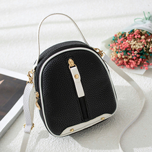 LKEEP PU Leather Backpack 2020 Soft Women Vintage College Gi