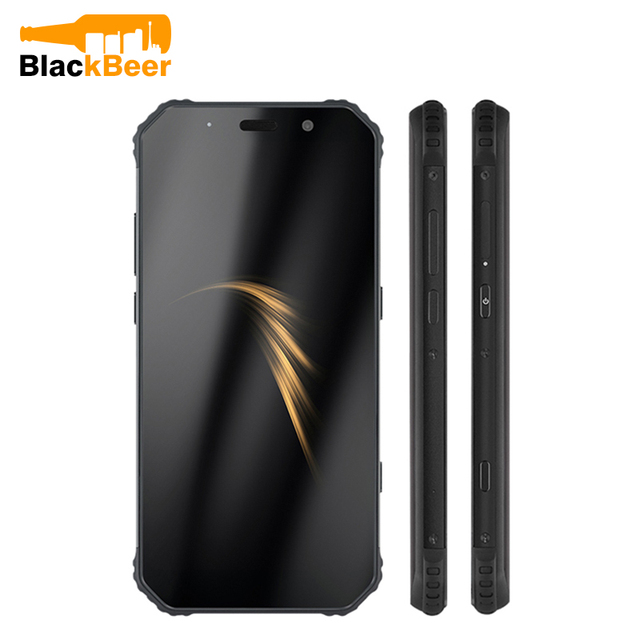 AGM A9 5.99 inch 18:9 Rugged IP68 Cellphone Qual comm Octa Core Smart Phone 4GB+64GB Waterproof Mobile Phone Quick Charge 3.0