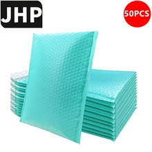 50PCS Blue Pink Self Sealing Bubble Mailer Envelopes Small Size Shockproof Padded Mailing Bag for 3C Products Sending