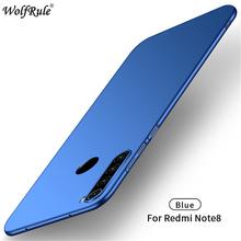 Na okładkę Xiaomi Redmi Note 9S etui Redmi Note 9 Capas PC Ultra cienka obudowa telefonu dla Redmi Note 9 8 Pro T 9S Poco X3 NFC Fundas tanie tanio Wolfrule CN (pochodzenie) Bumper 0 3mm Ultra Thin Hard Phone Case Redmi Note 8 Pro Xiaomi 10 Xiaomi 10 Pro Redmi uwaga 7