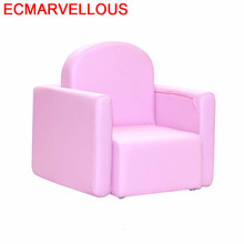 Coucher Bedroom Bed Princess Silla Infantiles Small Kids Chair Chambre Enfant Baby Dormitorio Infantil Children Children's Sofa(China)