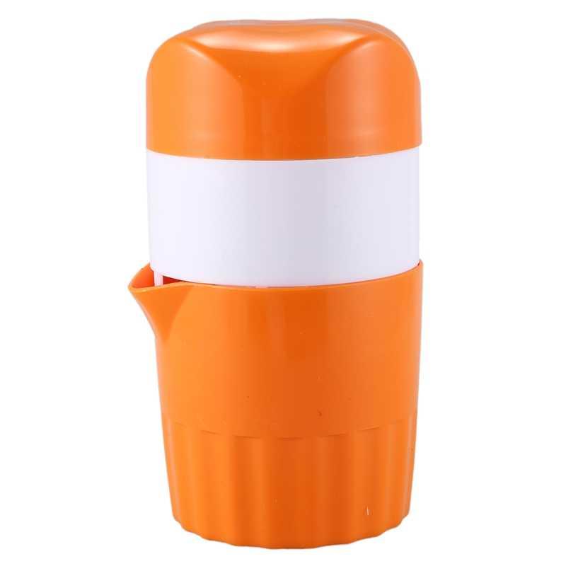 Handpresse Entsafter Werkzeug Haushalt Manuelle Entsafter Saftflasche FrY9P7 1X