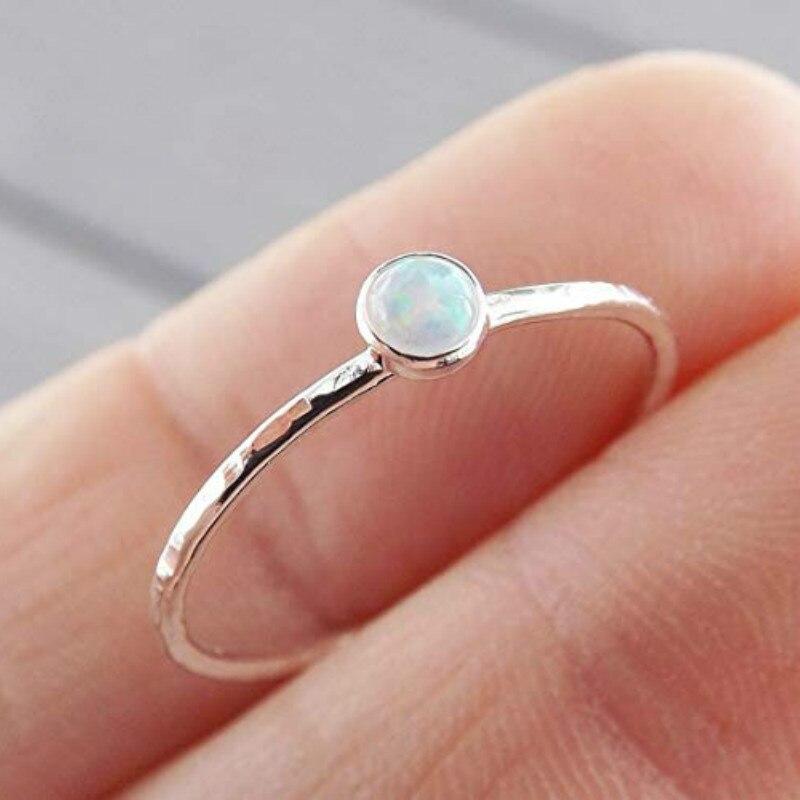 Лидер продаж, модное женское кольцо, простое ювелирное изделие