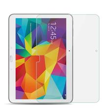 цена на Tempered Glass For Samsung Galaxy Tab 4 10.1 LTE SM T530 T531 T535 T533 10.1 inch Tablet Screen Protector Protective Film Glass