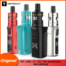 Original Vaporesso Electronic Cigarettes Target Mini 2 Kit with 2000mAh battery 2ml VM Tank Atomizers EUC coil E-cig Vape original vaporesso cascade baby subohm tank 5ml 2ml capacity atomizer w mesh coil 0 18ohm ccell2 coil 0 3ohm e cig vape tank
